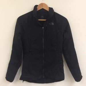 The North Face Jackets & Coats - 🚫SOLD🚫The North Face Black Zip Up Jacket XS